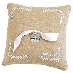 Mud Pie Ring Bearer Pillow