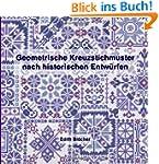 Geometrische Kreuzstichmuster nach hi...