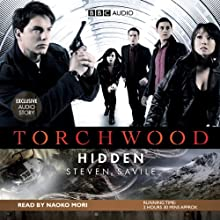 Torchwood: Hidden Audiobook by Steven Savile Narrated by Naoko Mori