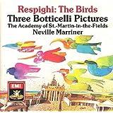 Birds / Three Botticelli Pictures