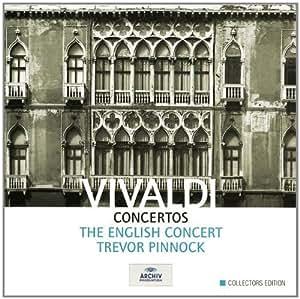 Vivaldi : Concertos (Coffret 5 CD)