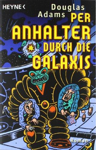 Buchseite und Rezensionen zu 'Per Anhalter durch die Galaxis' von Douglas Adams
