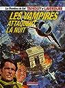 Tanguy et Laverdure, tome 15 : Les vampires attaquent la nuit par Jijé