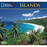 Islands National Geographic 2015 Wall Calendar