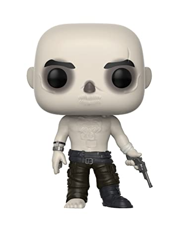 Figurine Pop - Mad Max Fury Road - Nux Shirtless