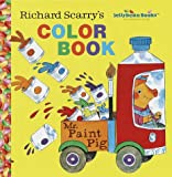 Richard Scarry's Color Book (Jellybean Books)