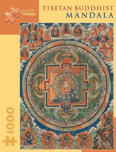 Mandala (Pomegranate Artpiece Puzzle)