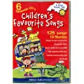 Children's Favourite Songs (6 CD pack)