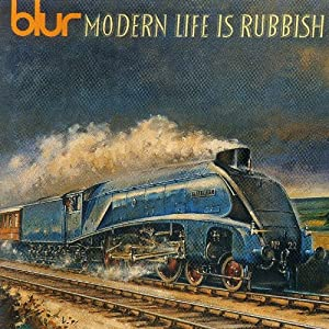 Blur『Modern Life Is Rubbish』
