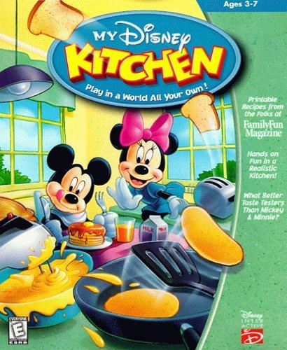 My Disney Kitchen (My Disney Kitchen Game compare prices)