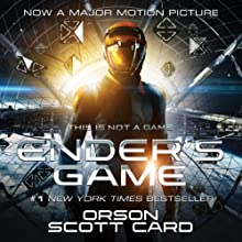 Ender's Game: Special 20th Anniversary Edition (       UNABRIDGED) by Orson Scott Card Narrated by Stefan Rudnicki, Harlan Ellison, Gabrielle de Cuir