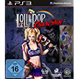 "Lollipop Chainsaw (100% Uncut) - [PlayStation 3]von ""Warner Interactive"""