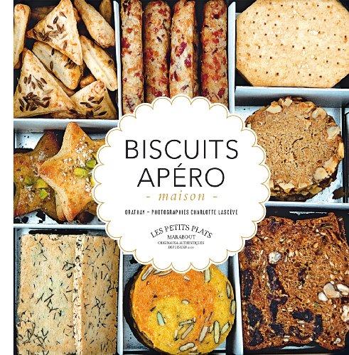 Biscuits apéro : feuilletés, gressins, sacristains, palmiers, bretzels