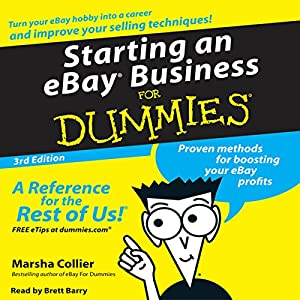 Starting an eBay Business for Dummies Audiobook