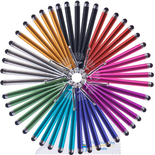 the-friendly-swede-basics-bundle-of-45-universal-stylus-capacitive-touch-screen-pens-for-tablets-and