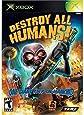 Destroy All Humans - Xbox