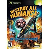 Destroy All Humans ~ THQ