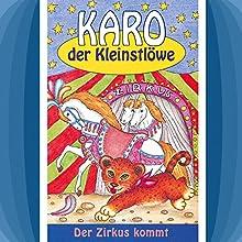 Der Zirkus kommt (Karo der Kleinstlöwe 5) Hörspiel von Helmut Jost Gesprochen von: Rainer Domke