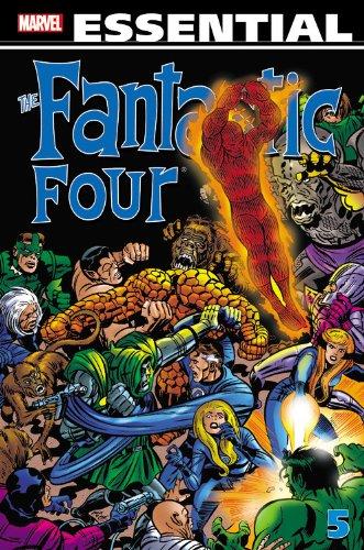 Essential Fantastic Four, Vol. 5 (Marvel Essentials) PDF