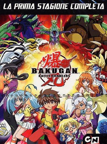 Bakugan - Battle brawlersStagione01