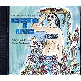 Distribution of Flowers cover