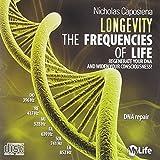 Nicholas Caposiena Longevity. The frequencies of life. Con CD Audio