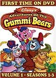 Adventures of the Gummi Bears, Vol. 1 - Seasons 1-3