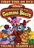 Adventures of the Gummi Bears, Vol. 1 – Seasons 1-3