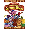 Adventures of the Gummi Bears 1: Seasons 1-3 [DVD] [2006] [Region 1] [US Import] [NTSC]