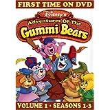 Adventures of the Gummi Bears, Vol. 1 - Seasons 1-3 ~ June Foray