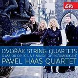 Dvorak-String Quartets Op. 106 & 96