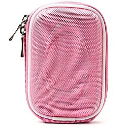Vangoddytm Nylon Pink Camera Case Accessory
