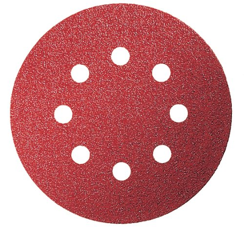 2608605084 Sanding Accessory Sanding Disc 125 Mm R:wt Set By Bosch