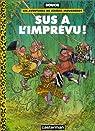 Les aventures de J�r�me Moucherot, Tome 2 : Sus � l'impr�vu par Boucq