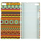 Heartly Aztec Tribal Art Printed Design Retro Color Armor Hard Bumper Back Case Cover For Gionee Elife E6 - Vintage...