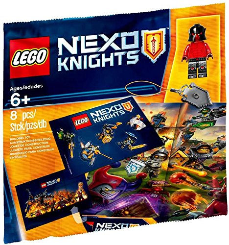 LEGO NEXO KNIGHTSTM Intro Pack 5004388 (8 Piece Polybag Set) (Lego Marvel Key compare prices)