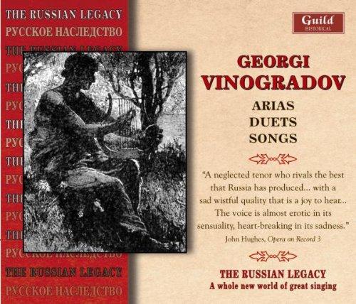 Georgi Vinogradov: Arias, Duets, Songs