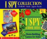 I Spy Collection School Days Brain Bu...