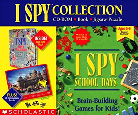 I Spy Collection