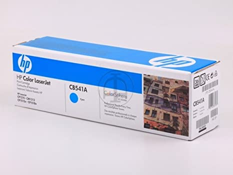 HP - Hewlett Packard Color LaserJet CM 1312 EB MFP (125A / CB 541 A) - original - Toner cyan - 1.400 Pages