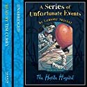 The Hostile Hospital: A Series of Unfortunate Events, Book 8 Audiobook by Lemony Snicket Narrated by Tim Curry
