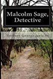 img - for Malcolm Sage, Detective book / textbook / text book
