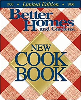 Flip to back flip to front - Better homes and gardens cookbook 1968 ...