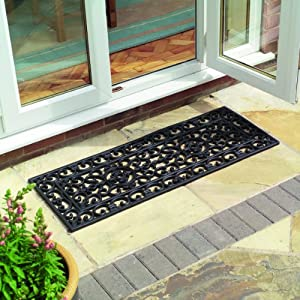 door mat 48 inch by 18 inch discontinued by manufacturer doormats
