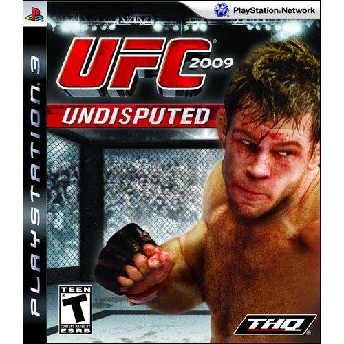 Games PS3 UFC UNDISPUTED 2009