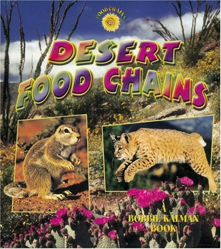 Desert Food Chains PDF