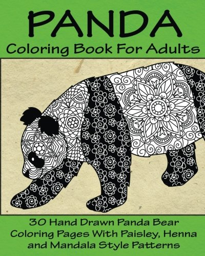 Panda-Coloring-Book-For-Adults-30-Hand-Drawn-Panda-Bear-Coloring-Pages-With-Paisley-Henna-and-Mandala-Style-Patterns