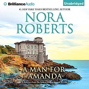 A Man for Amanda Audiobook