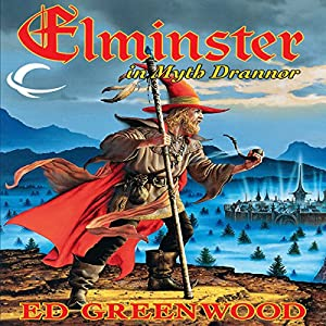 Elminster in Myth Drannor Audiobook
