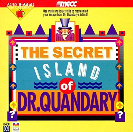 The Secret Island Of Dr Quandary